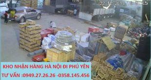 Chuyển hàng Hà Nội đi Sơn Hòa Phú Yên