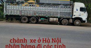 Chành xe chuyển hàng Hà Nội đi Cần Giờ