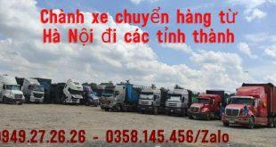 Chành xe chuyển hàng Hà Nội đi Biên Hòa