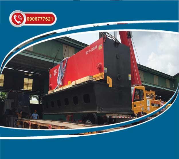 Công ty vận chuyển máy móc