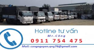 Đội xe nhận vận chuyển hàng hóa tại Hà Nội giá rẻ