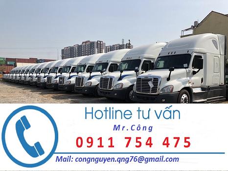 Nhận hàng ở Hà Nội vận chuyển bằng container chất lượng