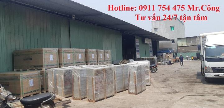 Chành xe tải Trọng Tấn tại Hà Nội nhận vận chuyển hàng đi toàn quốc