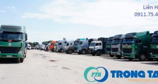 Xe tải nhận hàng tại Hà Nội vận chuyển giá rẻ