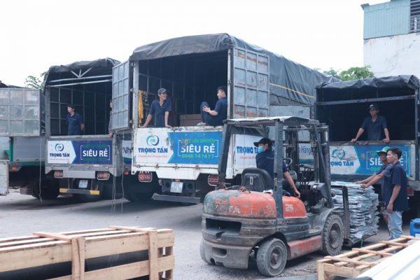 Nhà xe vận chuyển Hà Nội đi Cần Thơ