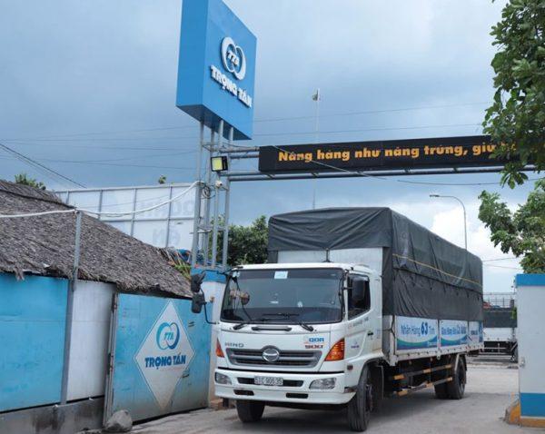 chuyển hàng từ Quảng Nam đi Lâm Đồng