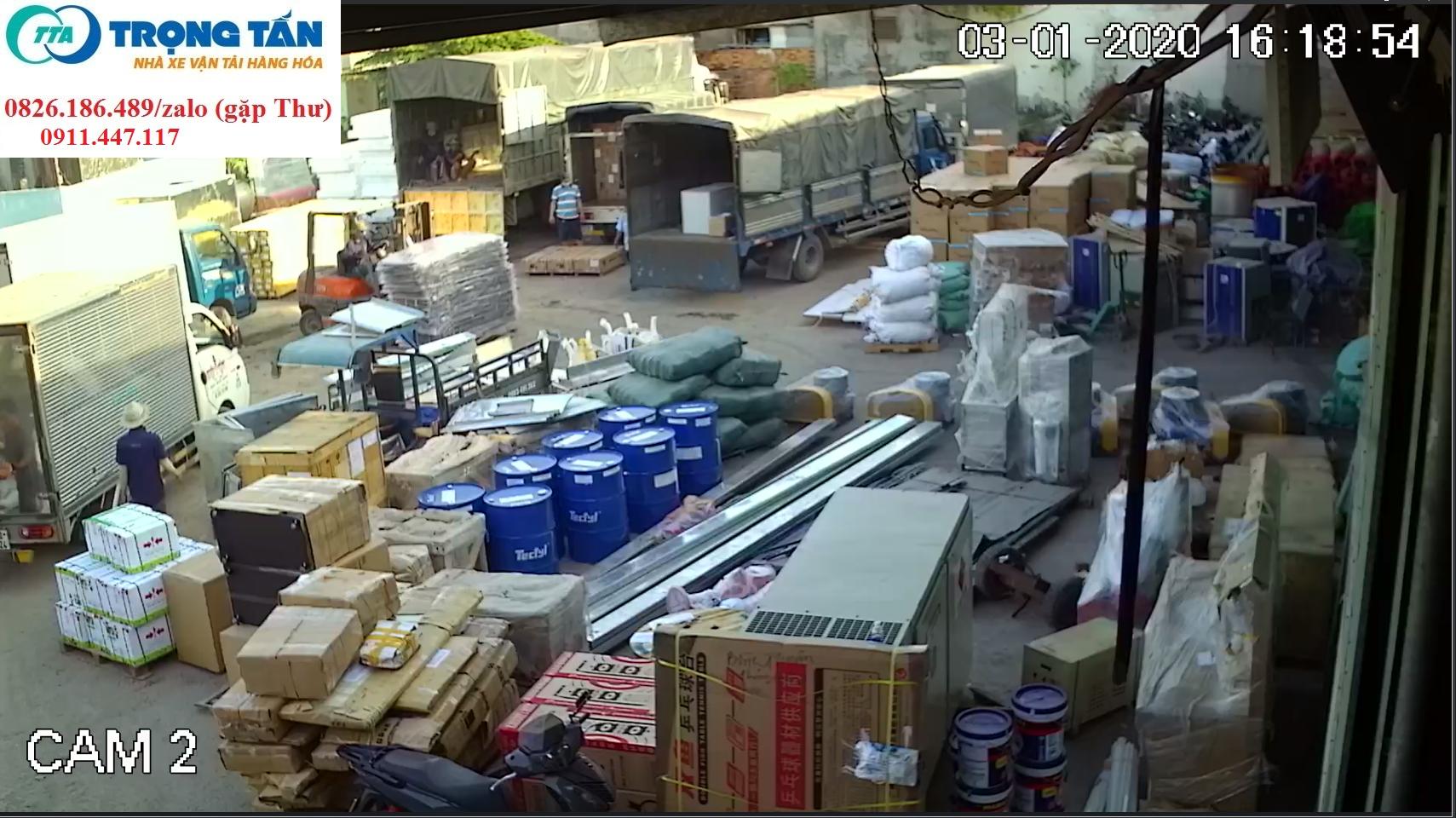 Nhận vận chuyển mọi mặt hàng từ Sài Gòn ra Hà Nội