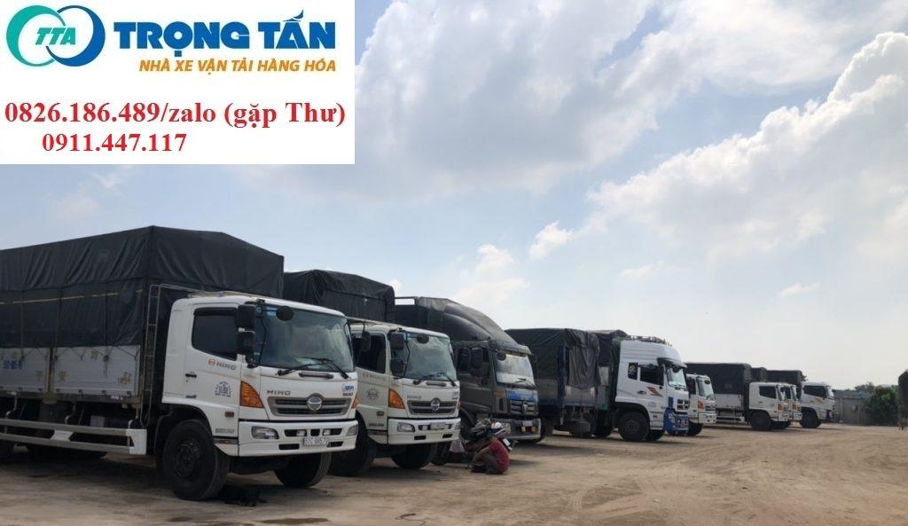 Vận chuyển hàng hóa từ Sài Gòn ra Hà Nội