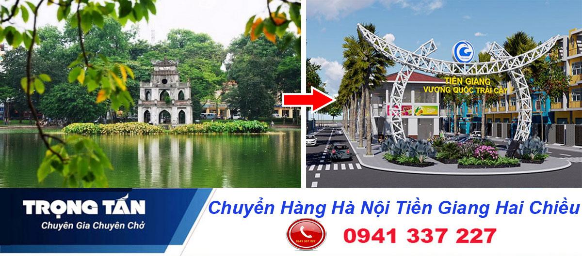 Chuyển hàng Hà Nội Tiền Giang