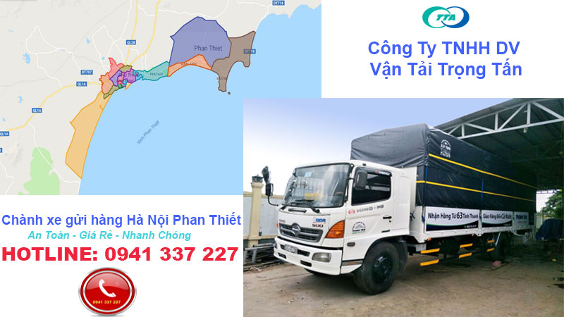 Gửi hàng Hà Nội Phan Thiết