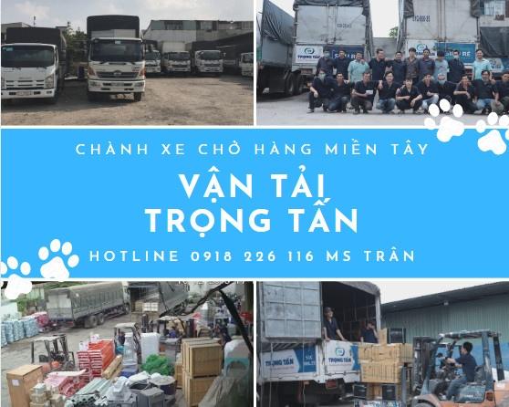 Chành xe chuyển hàng Bình Dương đi KCN Phú Bài