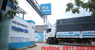 Xe ghép hàng Thanh Hoá đi Đồng Nai