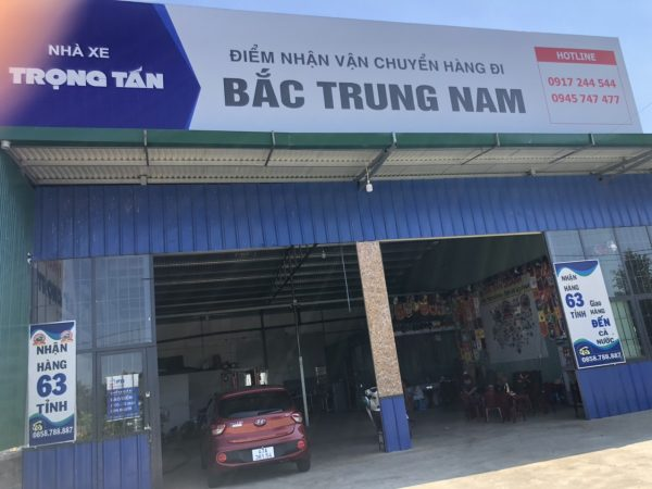 Nhà Xe Trọng Tấn Chành Xe Dak Lak đi Hà Nội