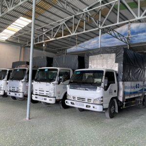 Vận chuyển hàng đi Bỉm Sơn