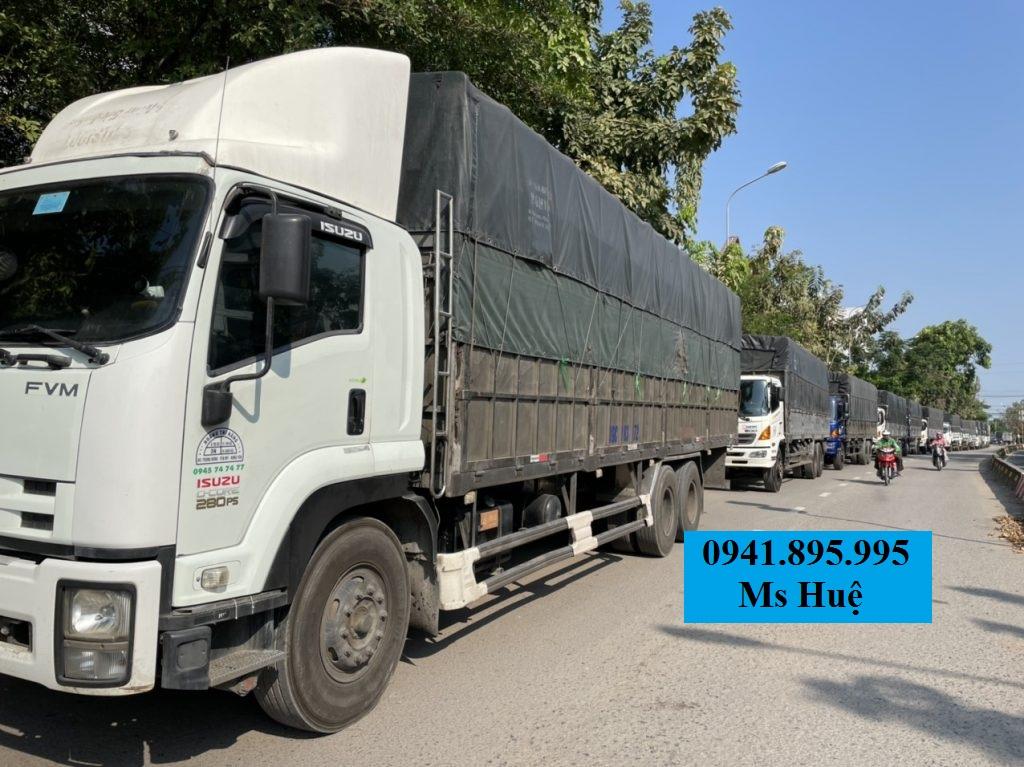 Chành xe Hải Phòng - Phan Rang