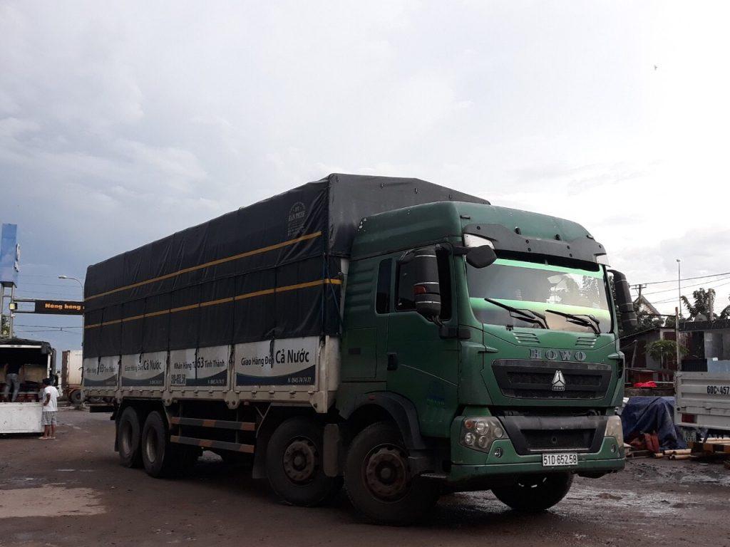 Xe tải cỡ trung