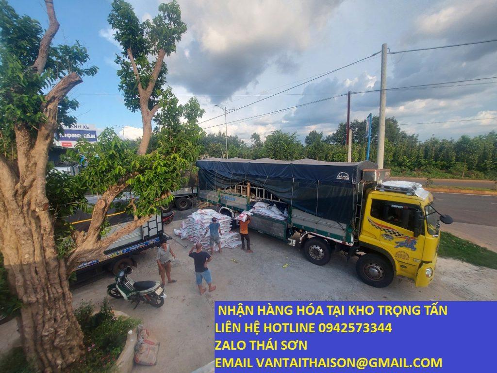 Chành xe chuyenr hàng tại Sài Gòn đi Quảng Nam