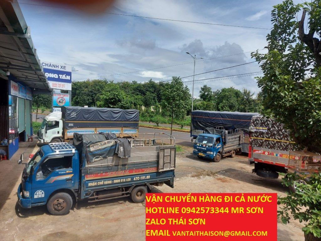 Vận chuyển hàng hóa Sài Gòn đi Bắc Trung Nam