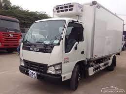 Chuyển hàng bằng xe tải lạnh