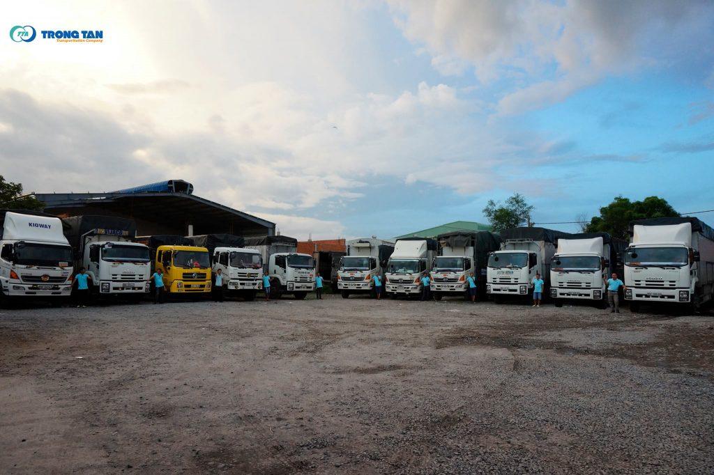 công ty dịch vụ vận tải