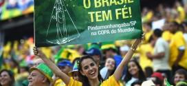 Vẻ đẹp Brazil rạng ngời trong ngày khai mạc World Cup