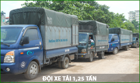 Doi xe 1 tan