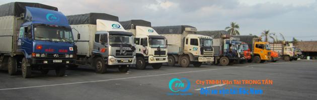 Vận tải hàng hóa từ Bình Dương đi Hà Nội