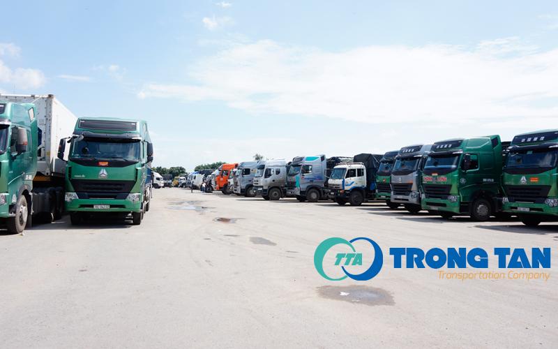 Dịch vụ vận tải hàng hóa Hà Nội
