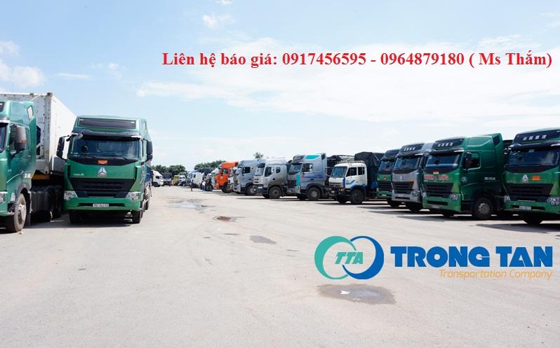 vận chuyển hàng Nha Trang vào Sài Gòn