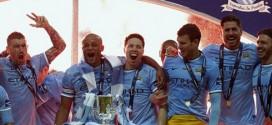 Man City đoạt Cup Liên đoàn Anh