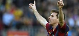 Messi trở thành chân sút vĩ đại nhất Barca