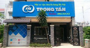 Nhà xe chuyên tuyến Hà Nội