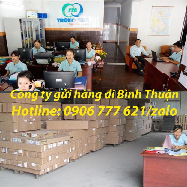 Công ty gửi hàng đi Bình Thuận