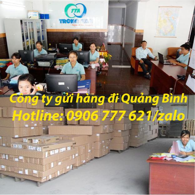 Công ty gửi hàng đi Quảng Bình