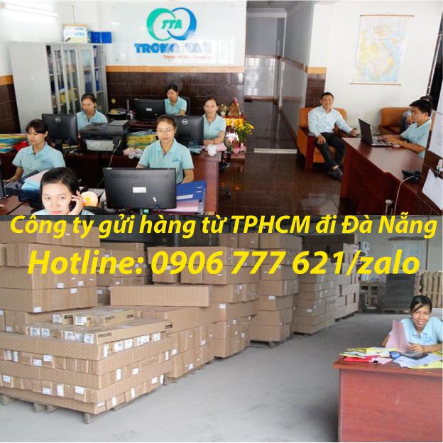 Công ty gửi hàng từ TPHCM đi Đà Nẵng