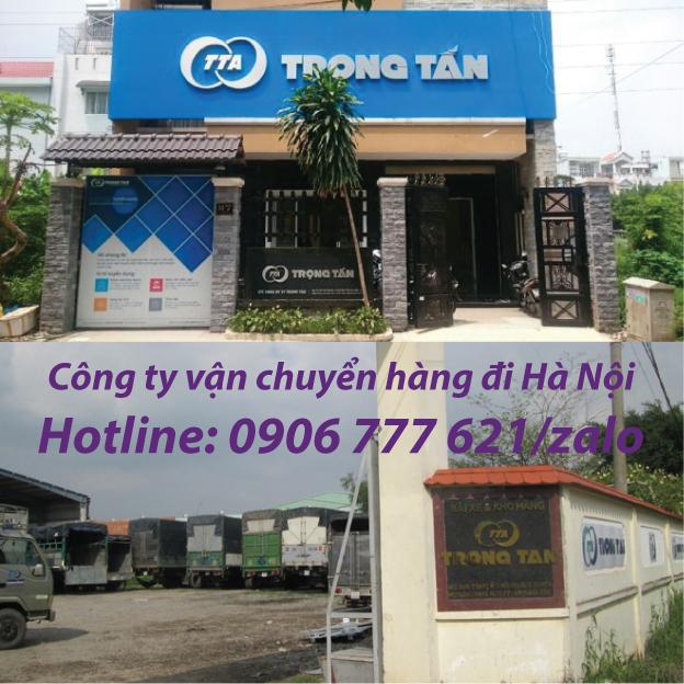 Công ty vận chuyển hàng đi Hà Nội