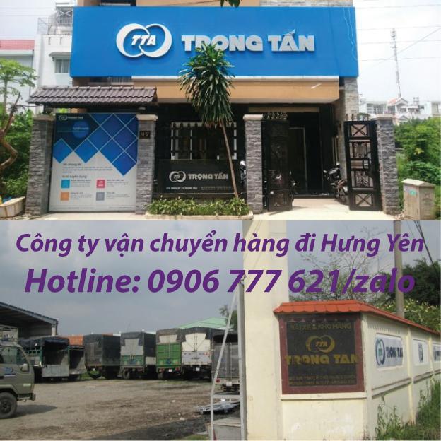 Công ty vận chuyển hàng đi Hưng Yên
