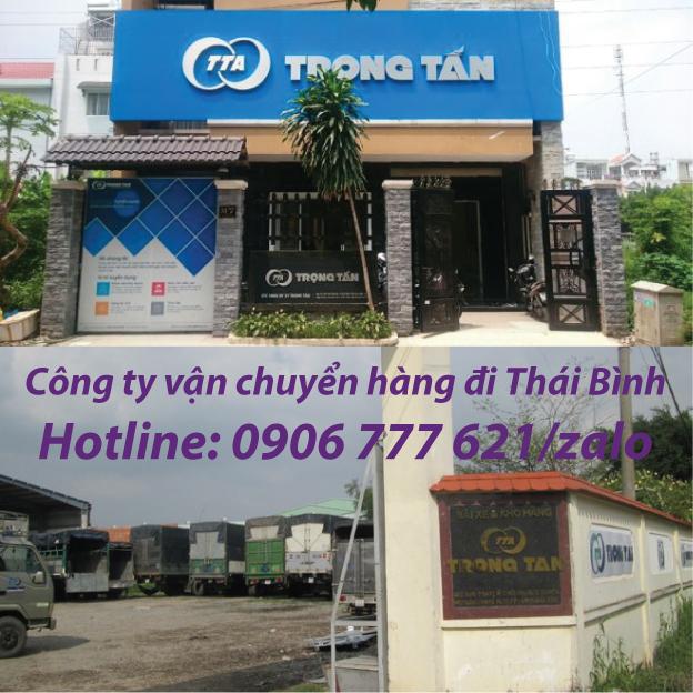 Công ty vận chuyển hàng đi Thái Bình