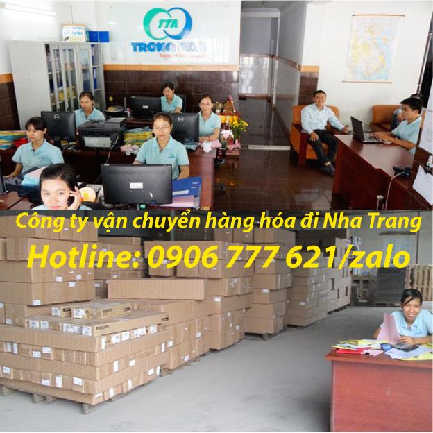 Công ty Vận chuyển hàng hóa đi Nha Trang