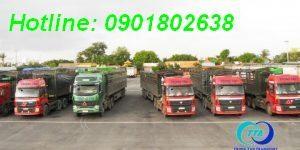 Nhà xe vận tải hàng hóa từ Miền Nam Bắc Giang