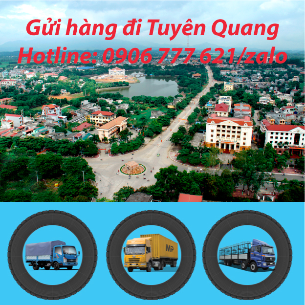 Gửi hàng đi Tuyên Quang