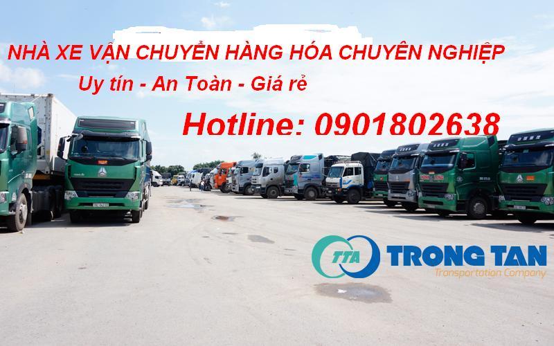Xe chở hàng giá rẻ Đà Nẵng đi Hải Phòng