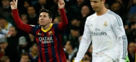 """Kỷ lục lại """"đổ rạp"""" dưới chân Messi"""
