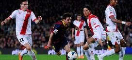 Chỉ 26 tuổi Messi đã là chân sút vĩ đại thứ 3 trong lịch sử La Liga