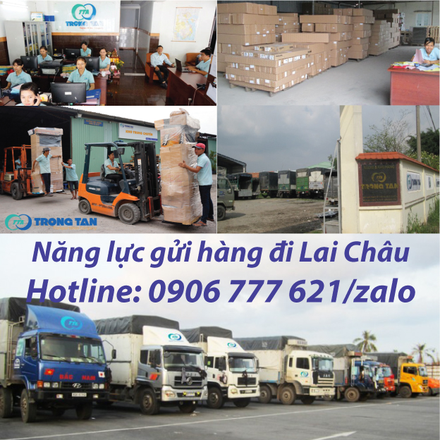 Năng Lực gửi hàng đi Lai Châu