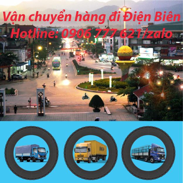 Vận chuyển hàng đi Điện Biên