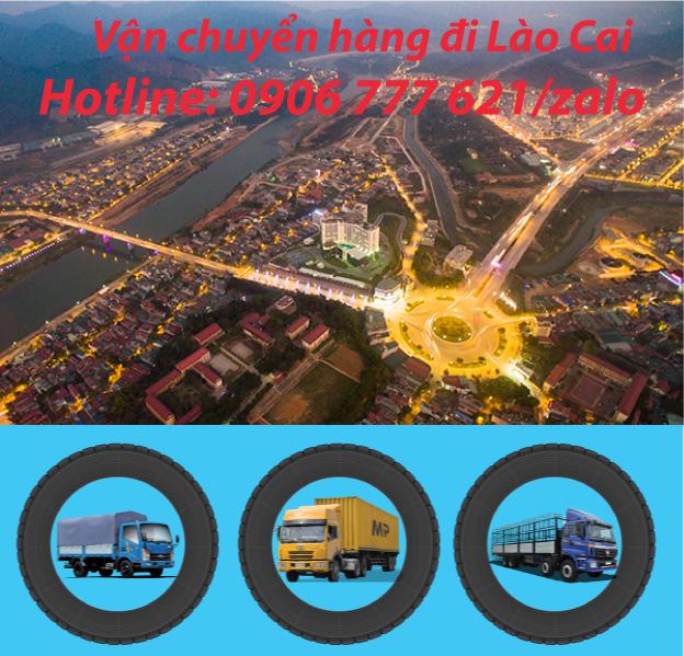 Vận chuyển hàng đi Lào Cai