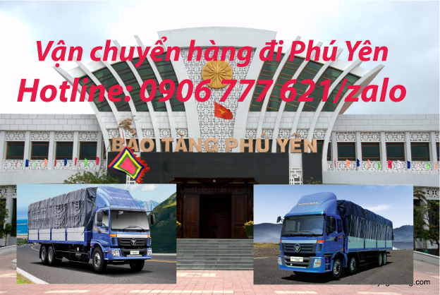 Vận chuyển hàng đi Phú Yên