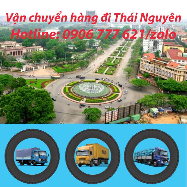 Vận chuyển hàng đi Thái Nguyên