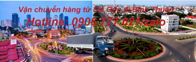 Vận chuyển hàng từ Sài Gòn đi Bình Thuận